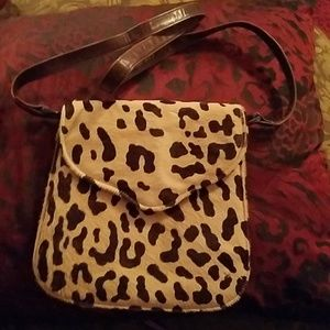Maud Frizon 1980s leather purse